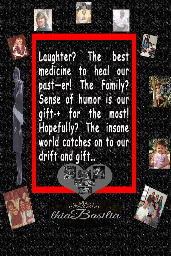 Laughter The best medicine to heal our paster