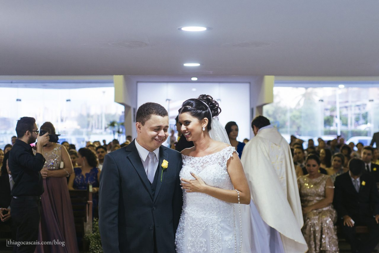Casamento em Fortaleza Débora e Israel Igreja Santa Edwiges Fotografia (11)