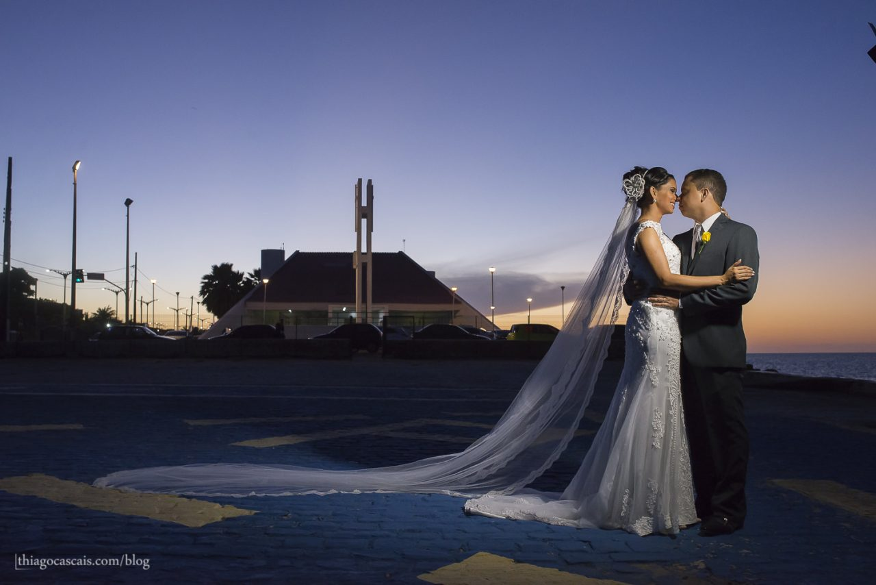 Casamento em Fortaleza Débora e Israel Igreja Santa Edwiges Fotografia (49)