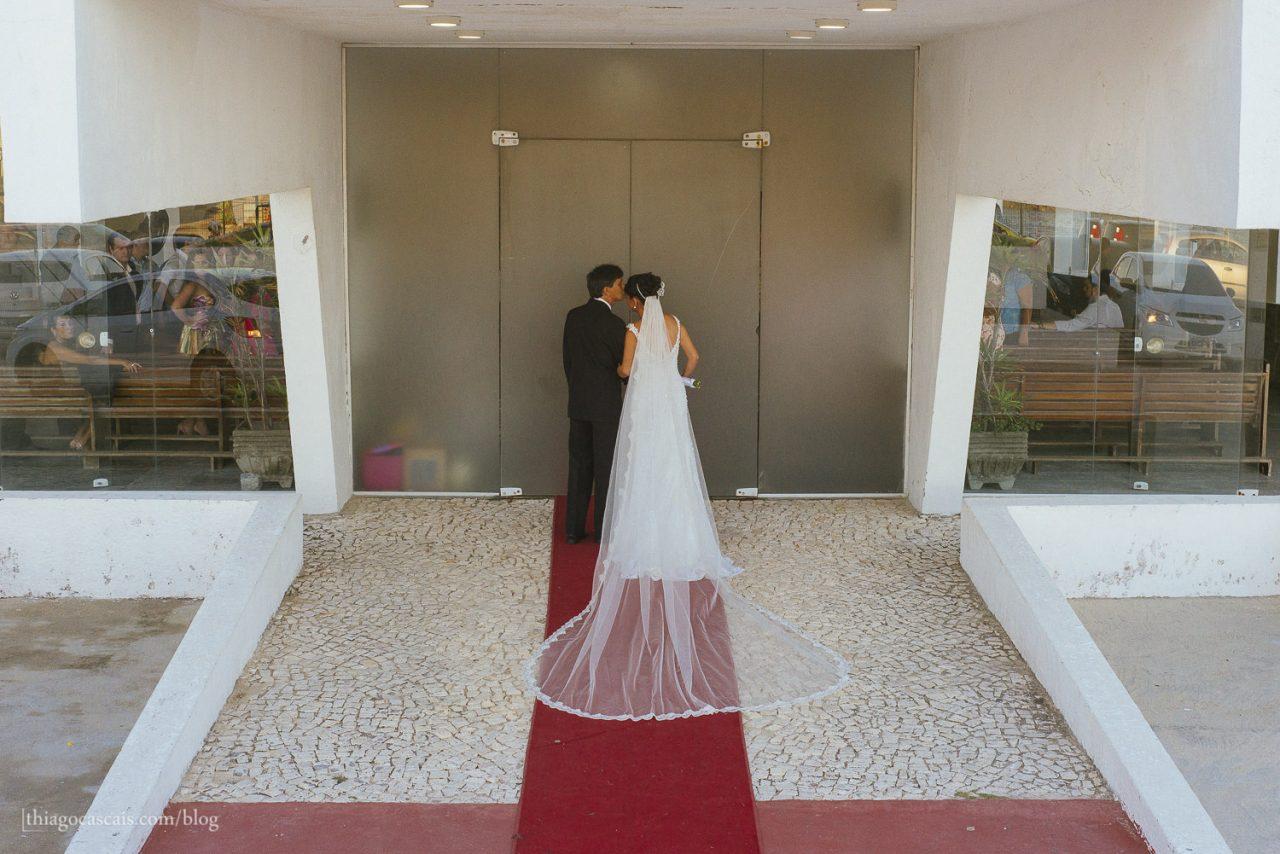 Casamento em Fortaleza Débora e Israel Igreja Santa Edwiges Fotografia (5)
