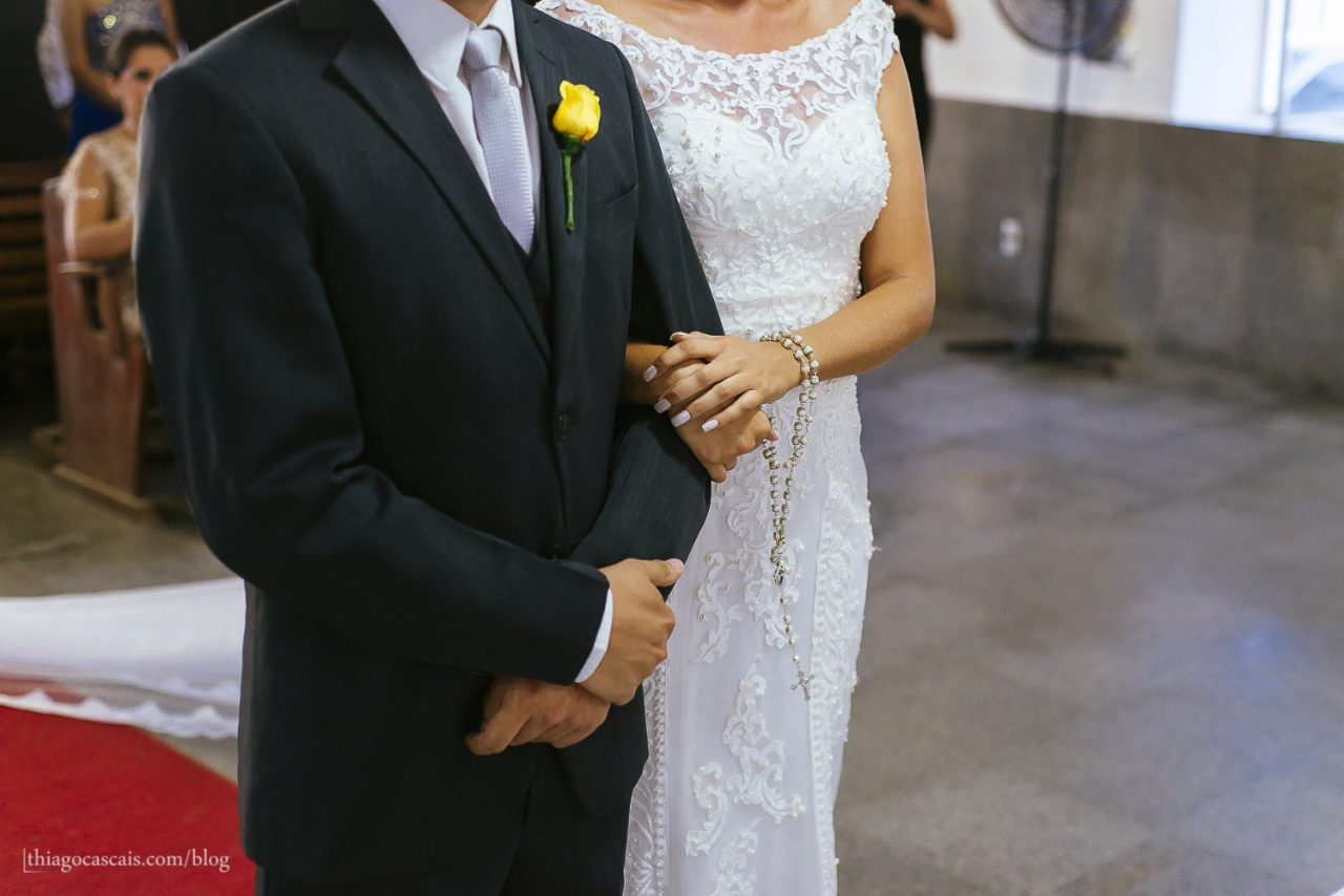 Casamento em Fortaleza Débora e Israel Igreja Santa Edwiges Fotografia (6)