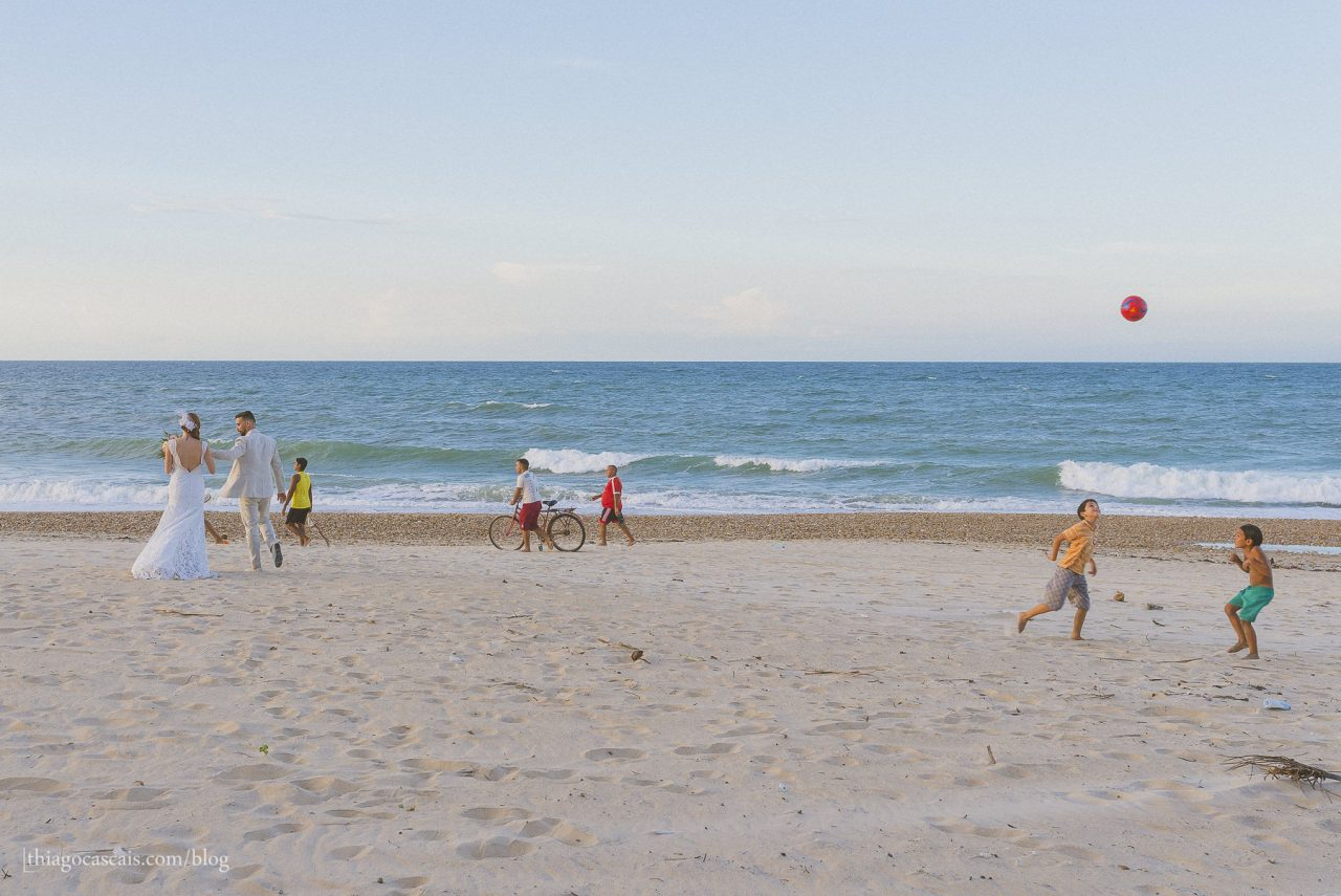 Fotografia de Casamento na praia da tabuba buffet solarium tabuba por Thiago Cascais (25)