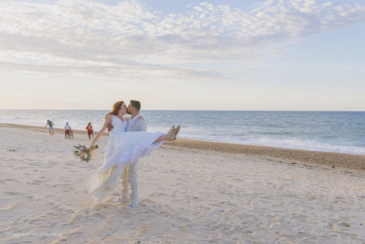 Fotografia de Casamento na praia da tabuba buffet solarium tabuba por Thiago Cascais (27)