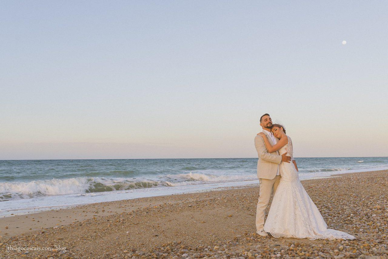 Fotografia de Casamento na praia da tabuba buffet solarium tabuba por Thiago Cascais (59)
