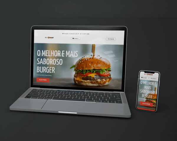 site delivery beew burger