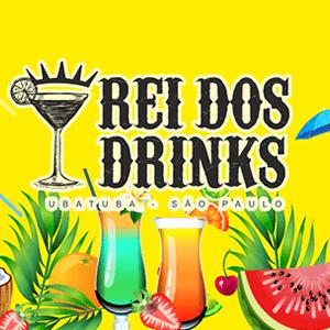 arte para rede social rei dos drinks