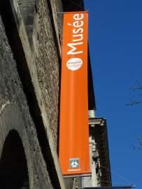 Étendard des musée de Bordeaux
