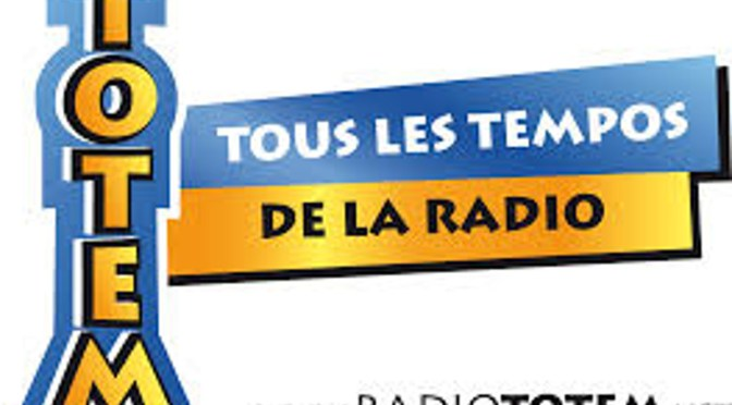 Intervention radio Totem sur la campagne présidentielle 2017, 9 mars 2017