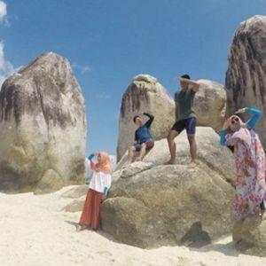 paket wisata reguler Belitung 2 hari 1 malam menyenangkan