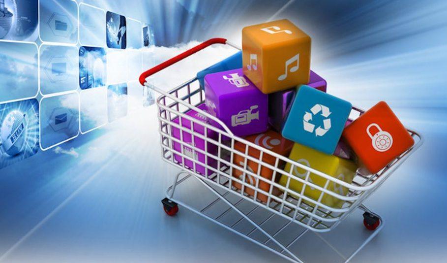 Situs e-commerce marketplace jual beli produk dan jasa