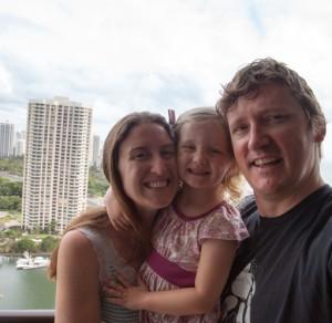 Expat family life