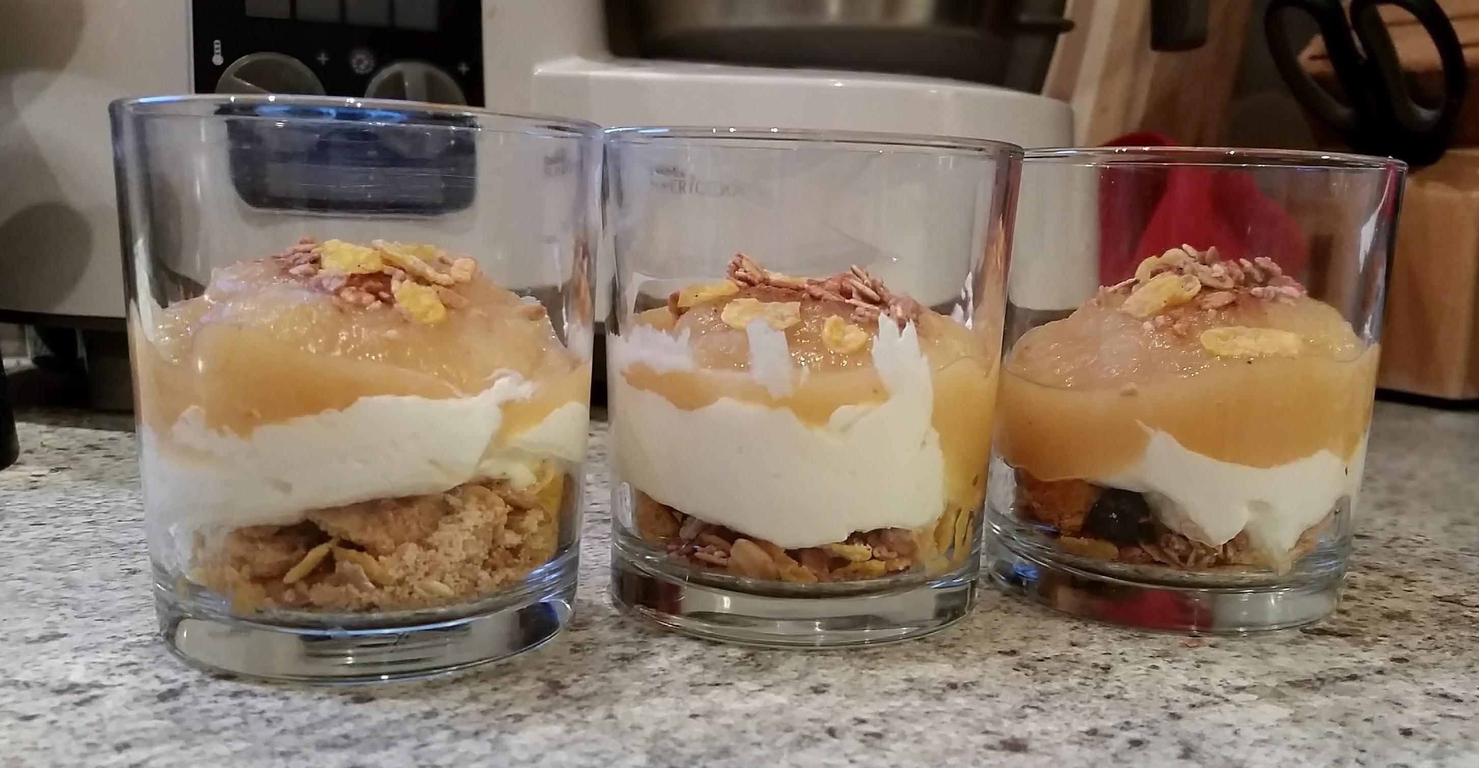 easy healthy dessert recipe