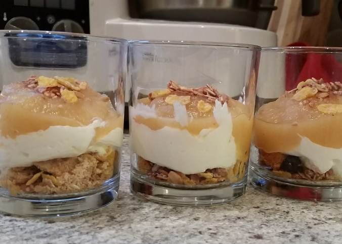 easy healthy dessert recipe