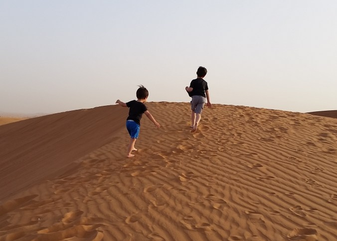 Dubai holidays with children