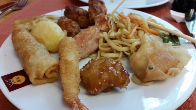 cheap and tasty food in Zurich