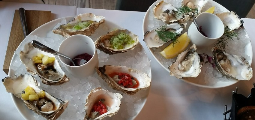 Seafood fine dining in Oslo: Tjuvholmen Sjømagasin