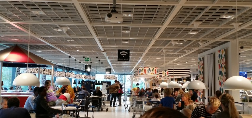 Must do in Oslo: a trip to Ikea!