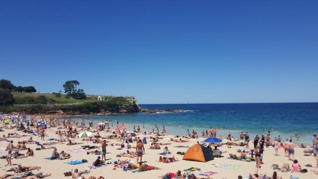 Coogee Beach Australia