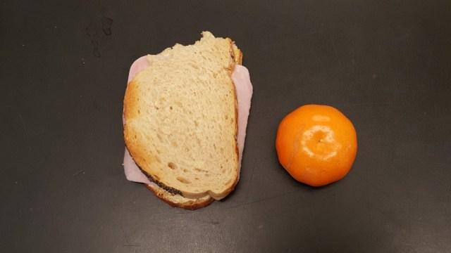 Norwegian lunch