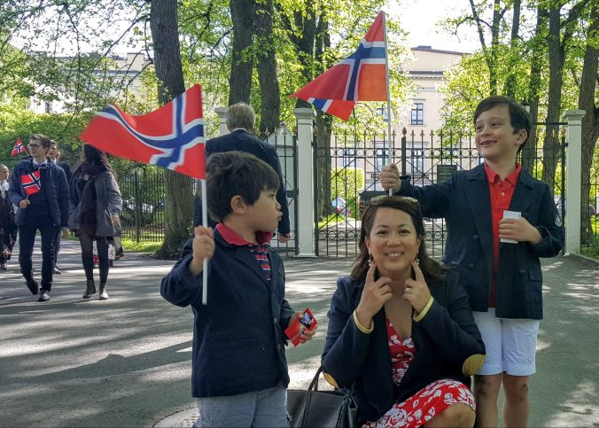 Life of an expat Norway