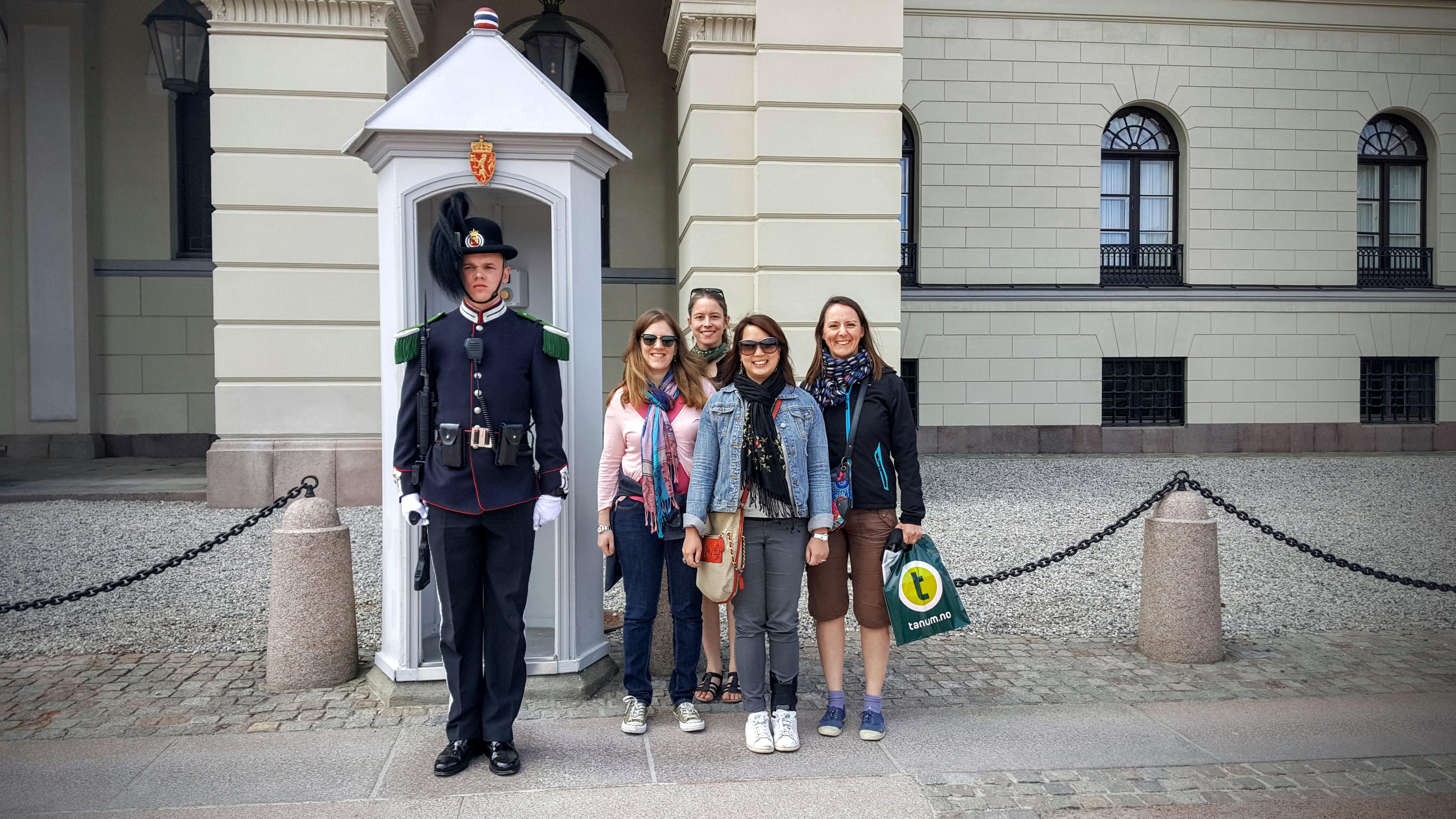 12 hours in Oslo video