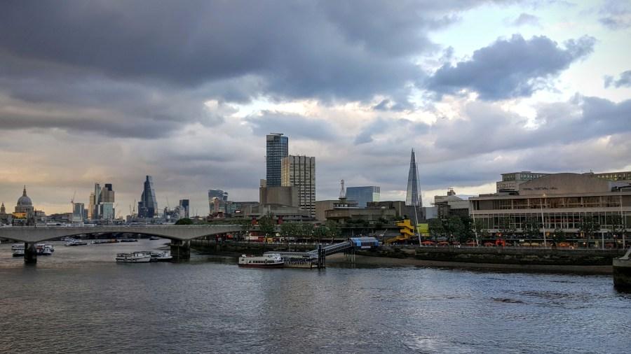 Short business trip in London