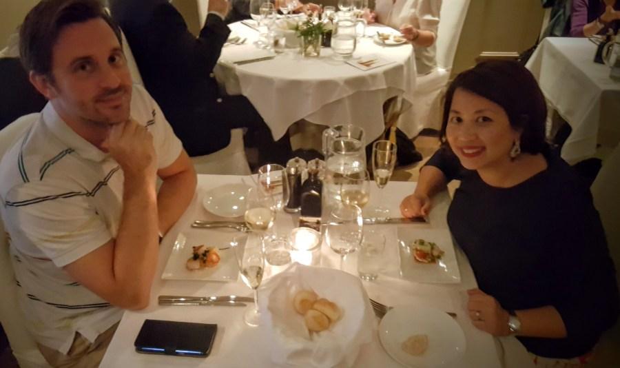 Hos Thea Best restaurant in Oslo