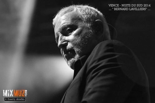 Bernard Lavilliers // Nuits du Sud 2014