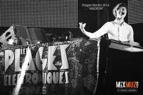 Madeon // Plages Electro 2014