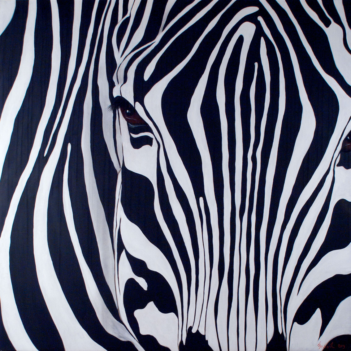 Easy Animal Paintings By Famous Artist