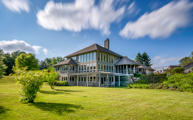 Country Estate of 80 acres in Buchanan, Michigan