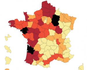 cartede France