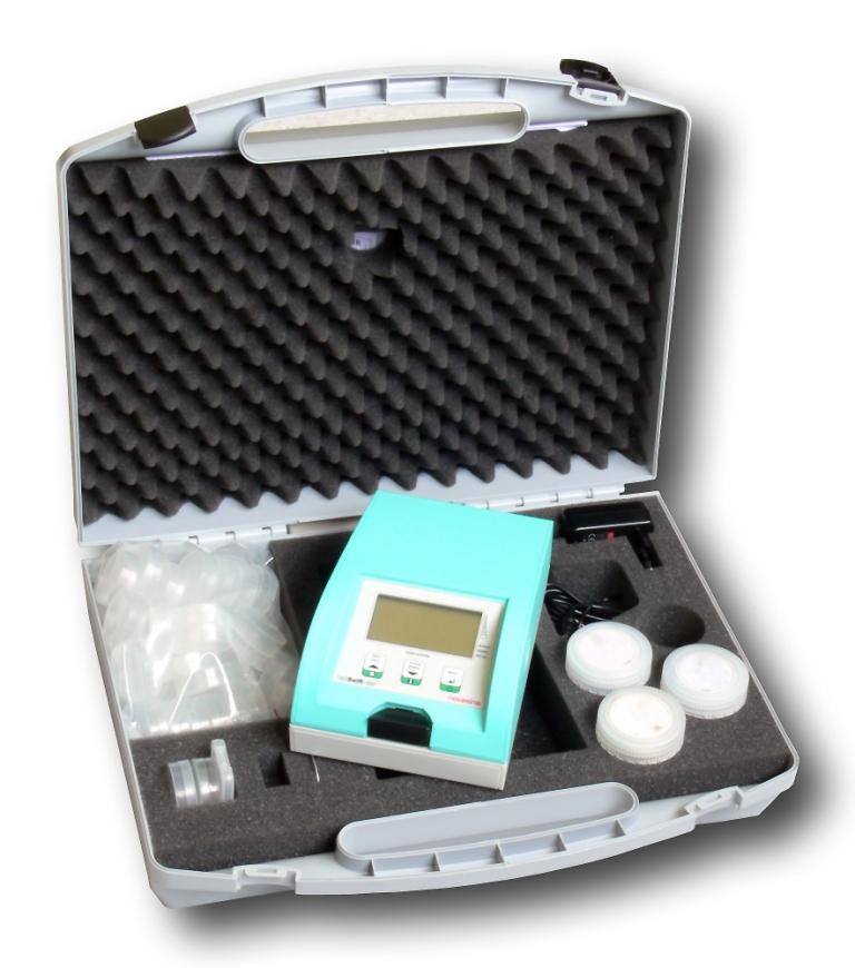 máy đo hoạt độ nước novasina labswift