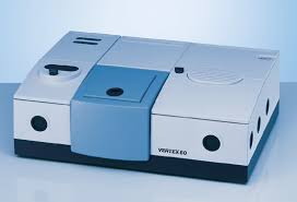 máy quang phổ hồng ngoại ft ir vertex 70 bruker