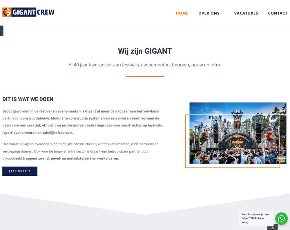Website Gigant
