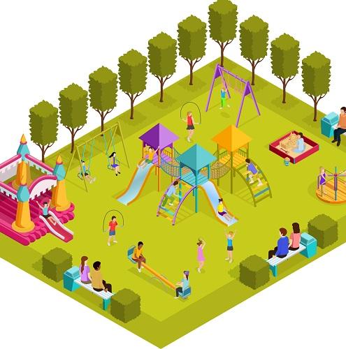 Centre de loisirs à la CCMP