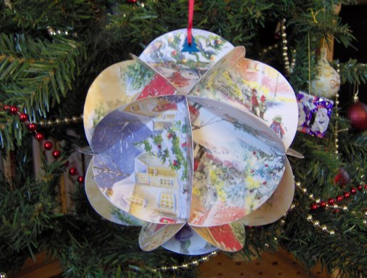 Things To Make And Do Baubles