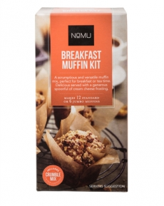 nomu breakfast muffin kit #thingsdeeloves