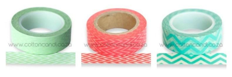 washi tape cotton candi