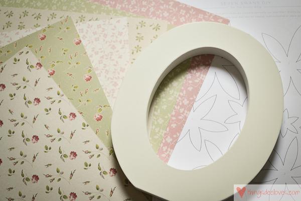 paper flower letters-1