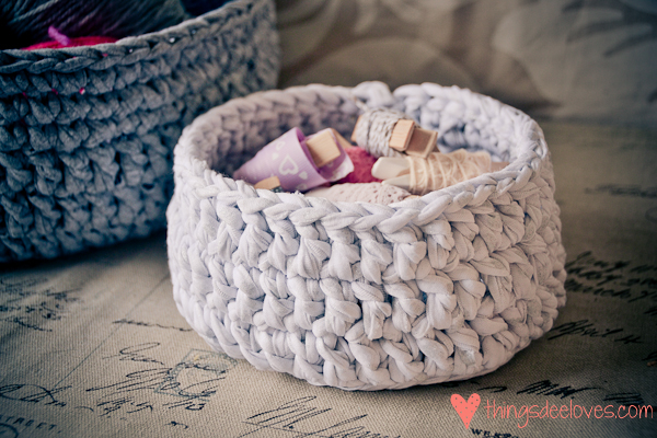 crochet t-shirt basket-3