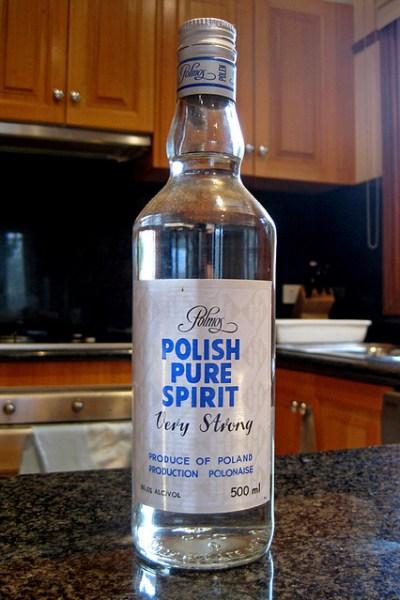 Polish spirit