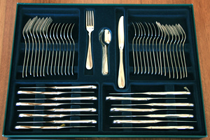 Cutlery Storage Roll ...
