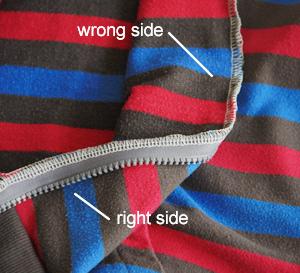 Sweatshirt to Hoodie