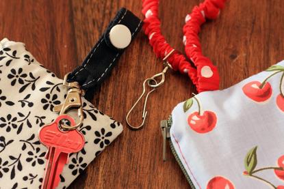 Zippered iPhone Wallet