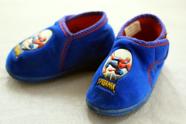 Spiderman Shoes
