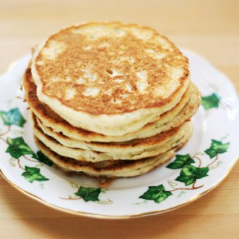 Cottage Pancakes