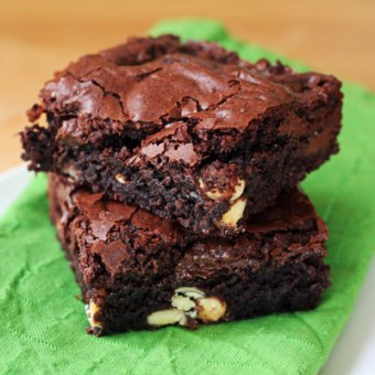 Adriano Zumbo Brownies and a Giveaway!