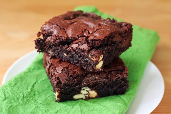 Zumbo Brownies
