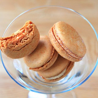 Zumbo Salted Caramel Macarons Review